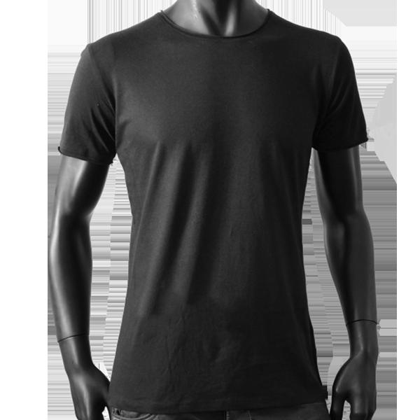 432fe0fc554 T-Shirt Noir N 15 - Homme - Nice T-Shirt