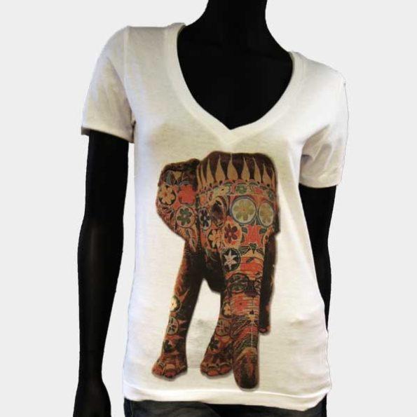 Elephant (Blanc)