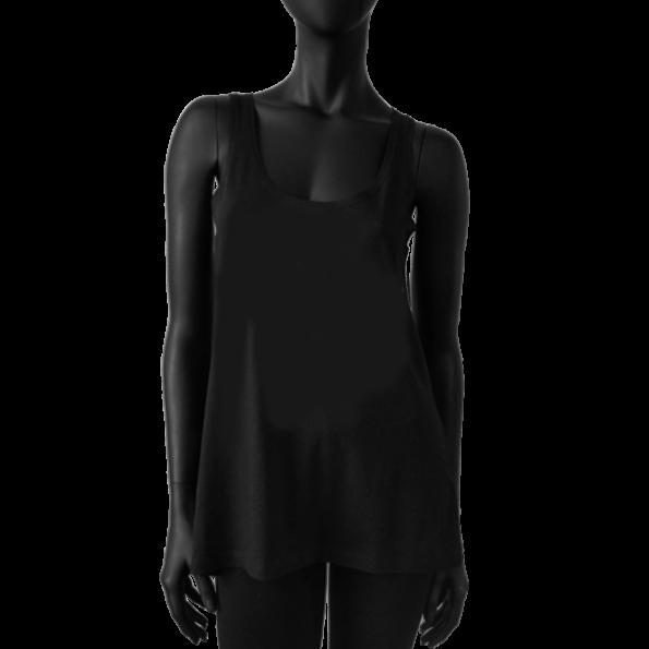 T-Shirt Noir N 93 – Femme