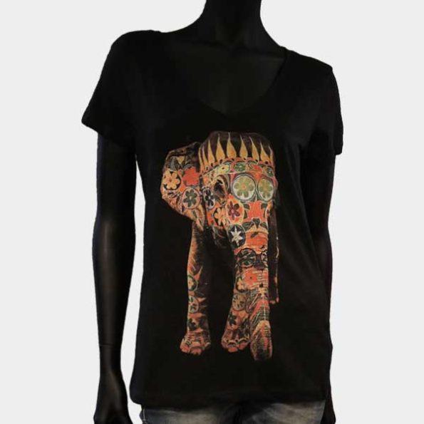 Elephant (Noir)