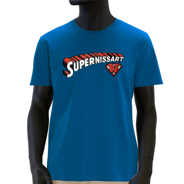 Nissart – Supernissart Bleu Royal