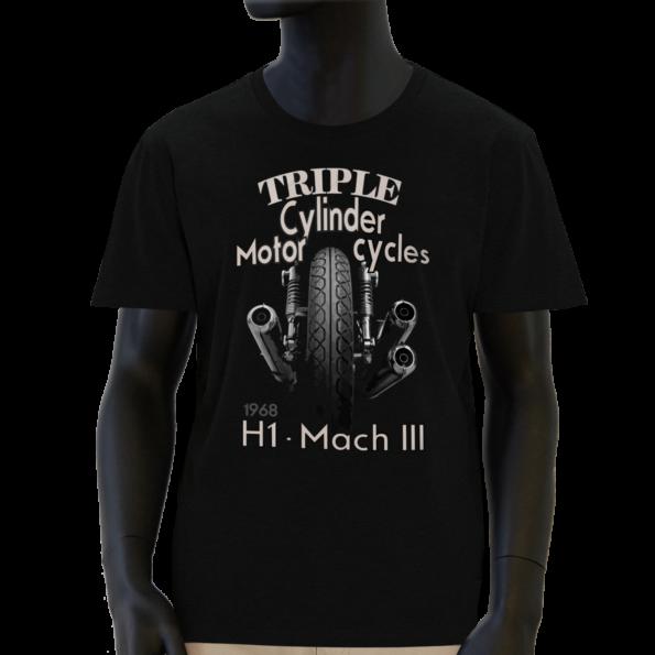 Triple Cylinder H1 Mach III